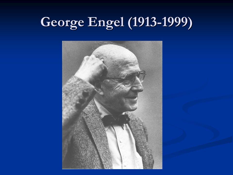 George Engel (1913-1999)