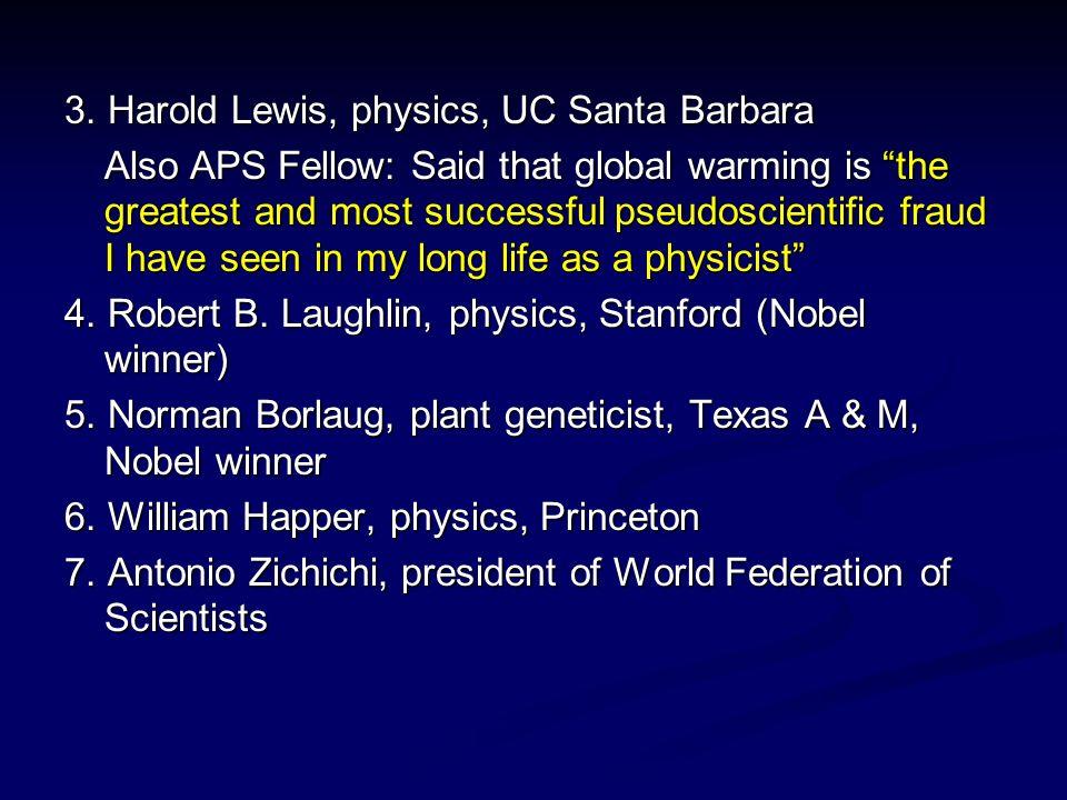 8.Roy W. Spencer, meteorologist, U.