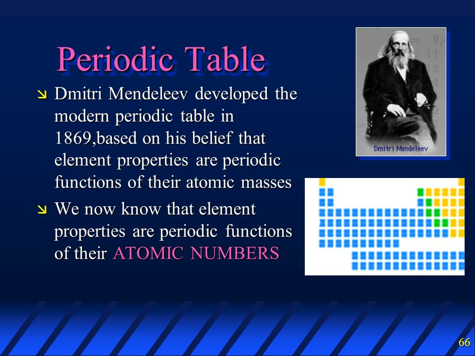 dmitri mendeleev original periodic table essay