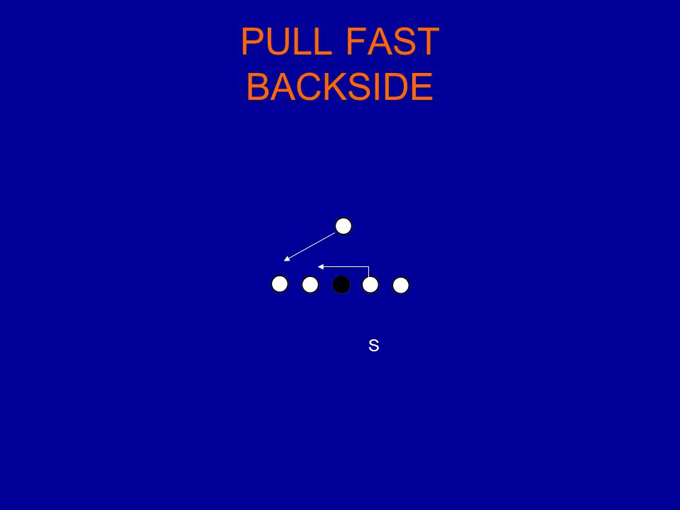 PULL FAST BACKSIDE S