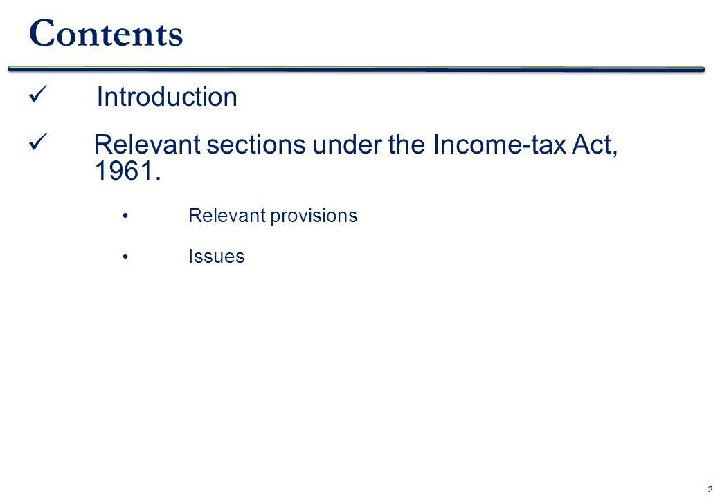3 INTRODUCTION Presumptive Taxation = Taxation on Estimated Income Method.