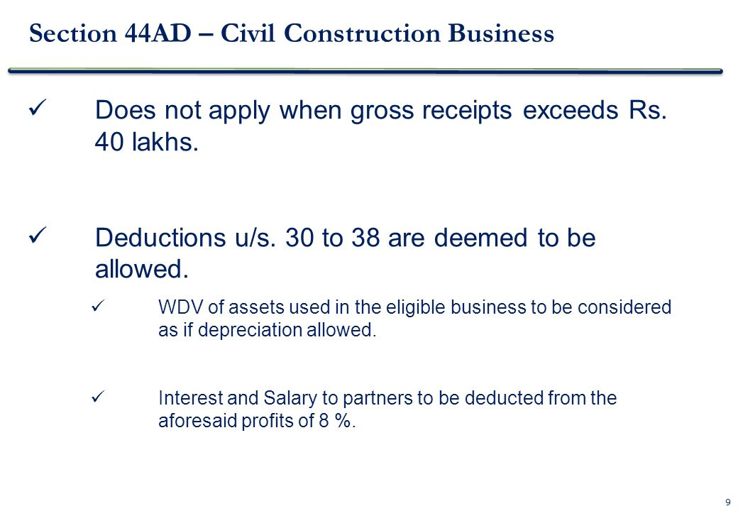 60 Section 44C – Issues Issues: Whether entire head office expenses attributable to business in India had to be allowed .