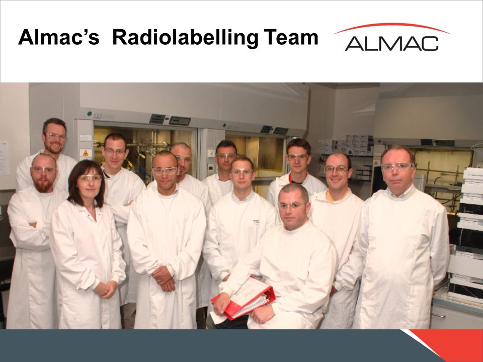 Almacs Radiolabelling Team