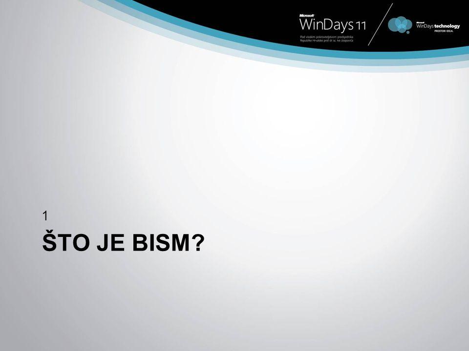 ŠTO JE BISM? 1