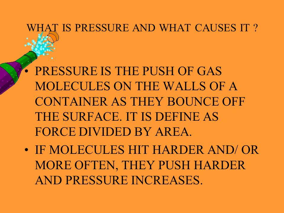 No Gas is Ideal real gases liquefy before absolute zero Volume TEMPERATURETEMPERATURE - 273 0 C Absolute Zero An ideal gas would shrink to zero volume
