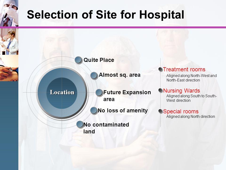 Nursing Services Flow chart detail of nursing station and utility ward type depth width 1 bedroom 3.4m 3.15m 2 bedroom 3.3m 3.5m 3 bedroom 7m 3.5m 4 bedroom 5.3m 6.4m 6 bedroom 7m 6.4m 8 bedroom 5.55m 2x6.4m Sizes of Nursing rooms