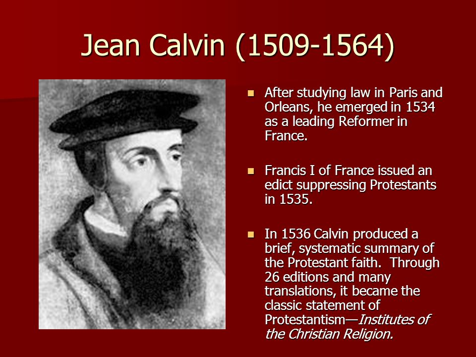 Gallic Confession of Faith (1559) We also reject all the various means by which people presume to be redeemed before God, disparaging the sacrificial suffering and death of Jesus Christ.