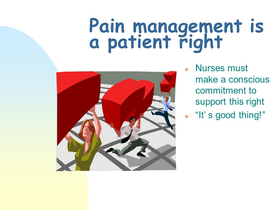 Policies & Procedures COP 8, Assessment & Management of Pain in Infants, Children & Young Adults