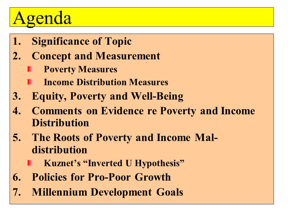 Measuring the Total Poverty Gap