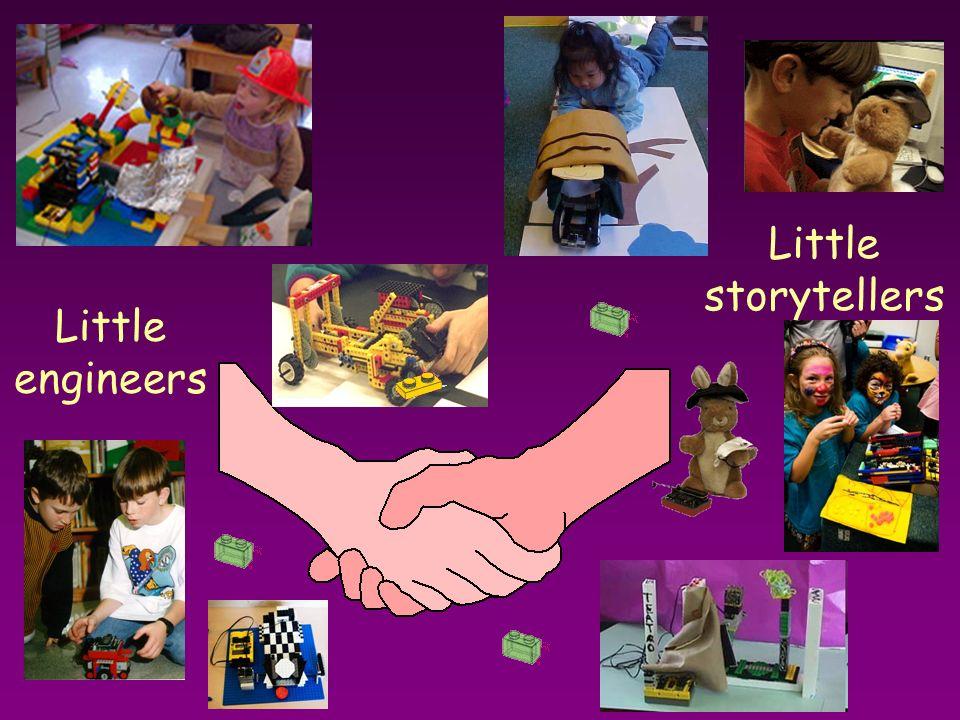 Little engineers Little storytellers