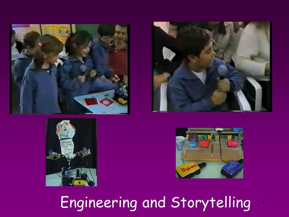5 Engineering and Storytelling