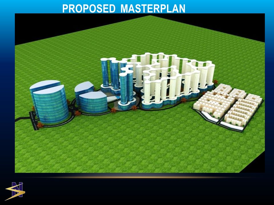 PROPOSED MASTERPLAN