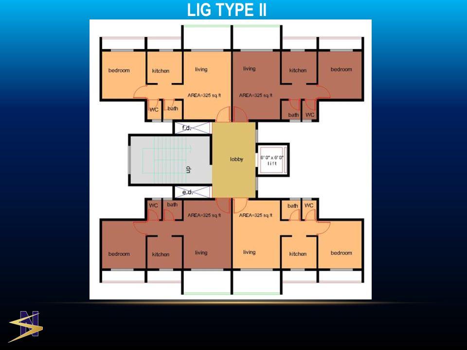 LIG TYPE II