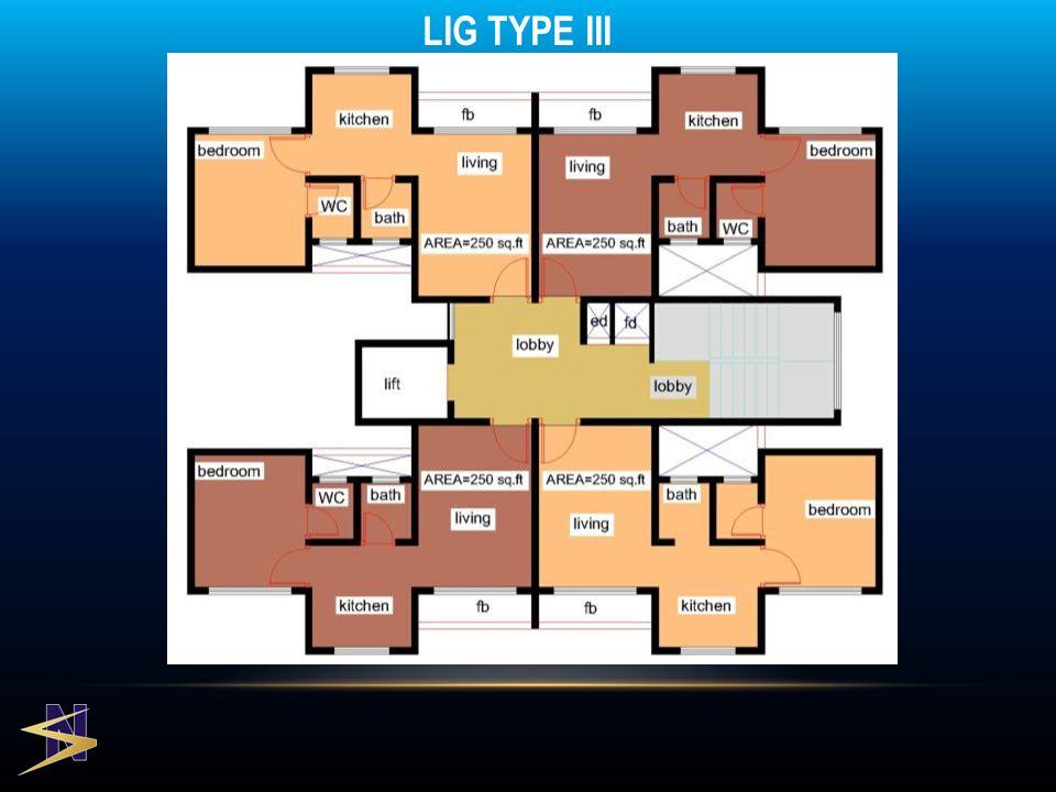 LIG TYPE III