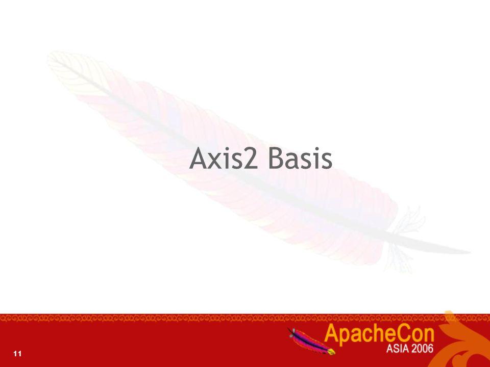 11 Axis2 Basis
