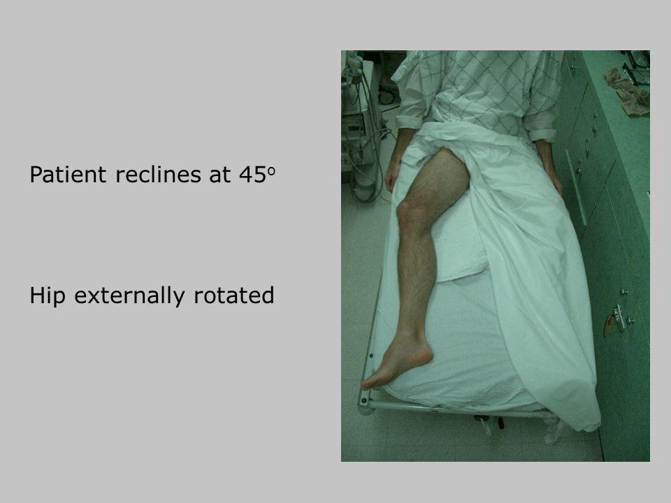 Clip: calf veins