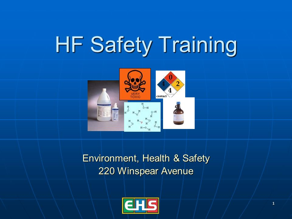 22 Lab Personnel Exposed to HF Contaminated personnel should : Contaminated personnel should : ACT IMMEDIATELY!!!ACT IMMEDIATELY!!.
