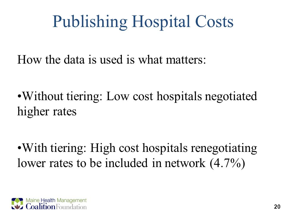 Cost Variation 19