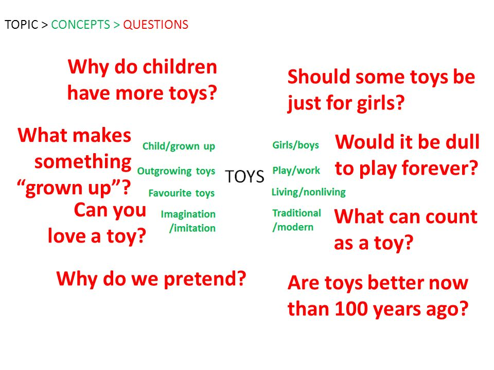 Should some toys be just for girls. Would it be dull to play forever.