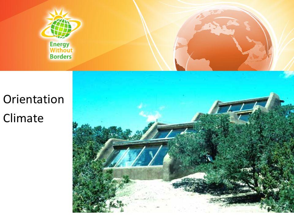 Orientation Climate