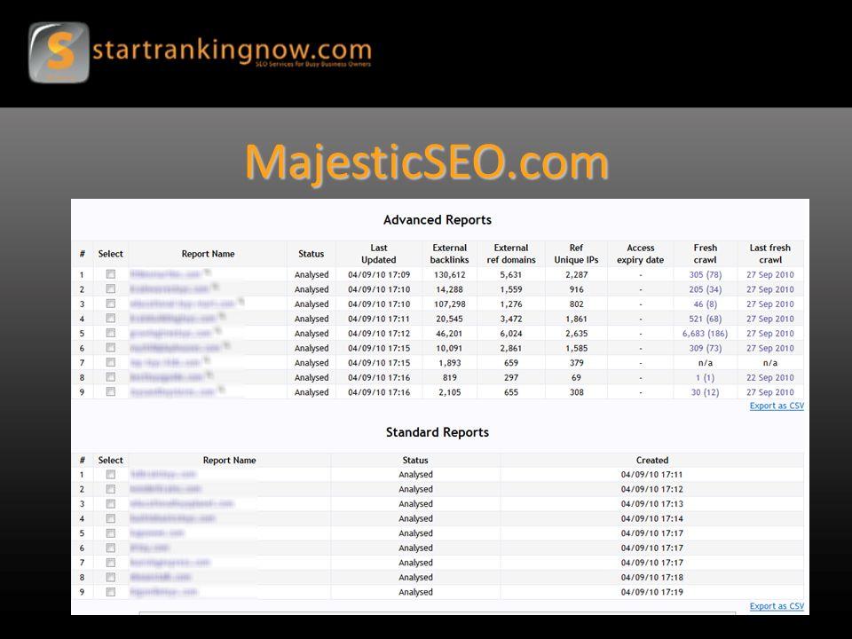 MajesticSEO.com