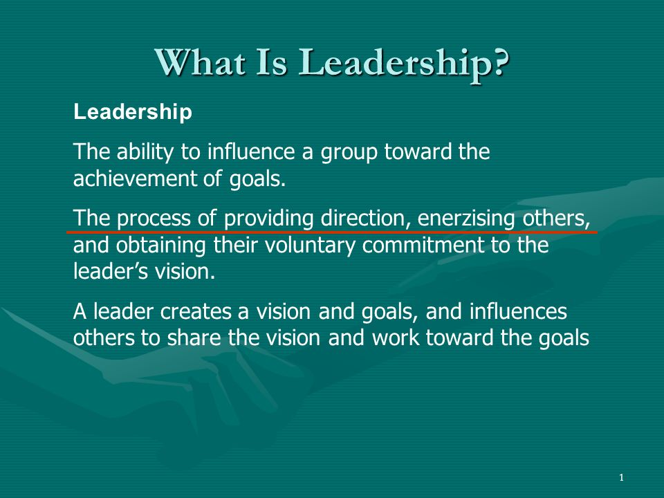 12 Leadership Styles and Follower Readiness (Hersey and Blanchard) Willing Unwilling Able UnableDirective High Task and Relationship Orientations Supportive Participative Monitoring Follower Readiness Leadership Styles