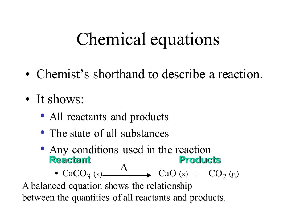 Stoichiometry StoichiometryStoichiometry The study of quantitative relationships between substances undergoing chemical changes. Law of Conservation o