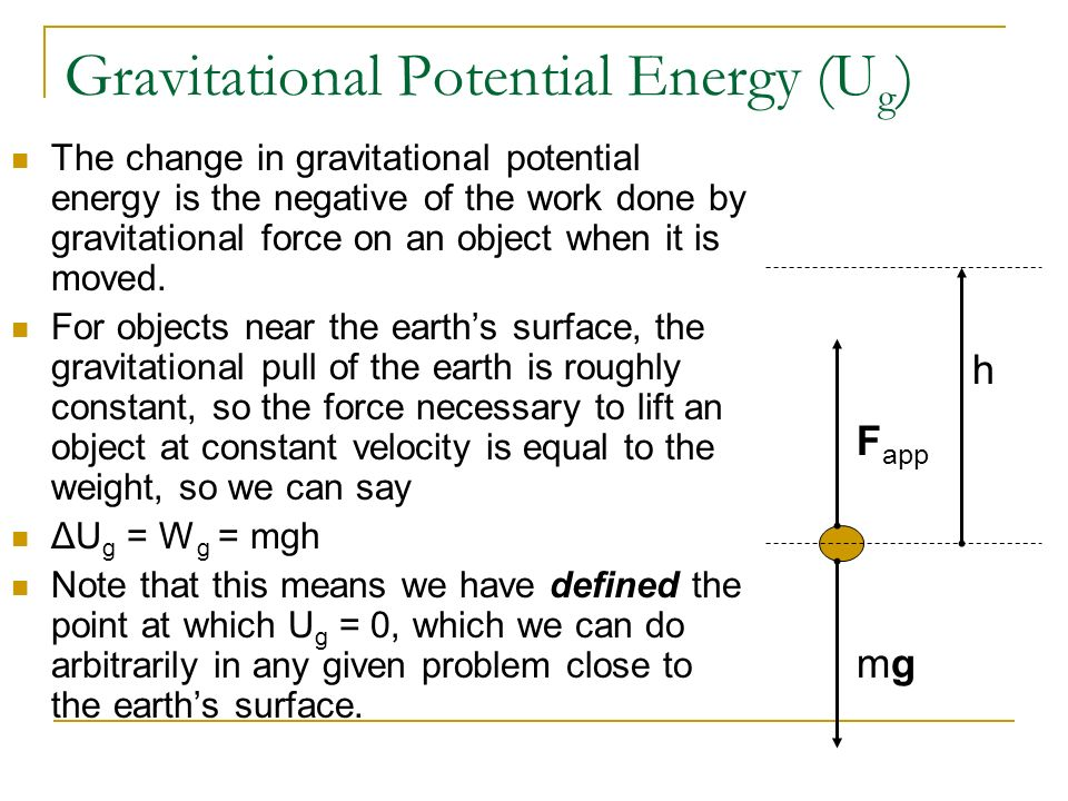The potential energy of the 100-N boulder with respect to the ground below is 200 J in each case. a. The boulder is lifted with 100 N of force. b. The