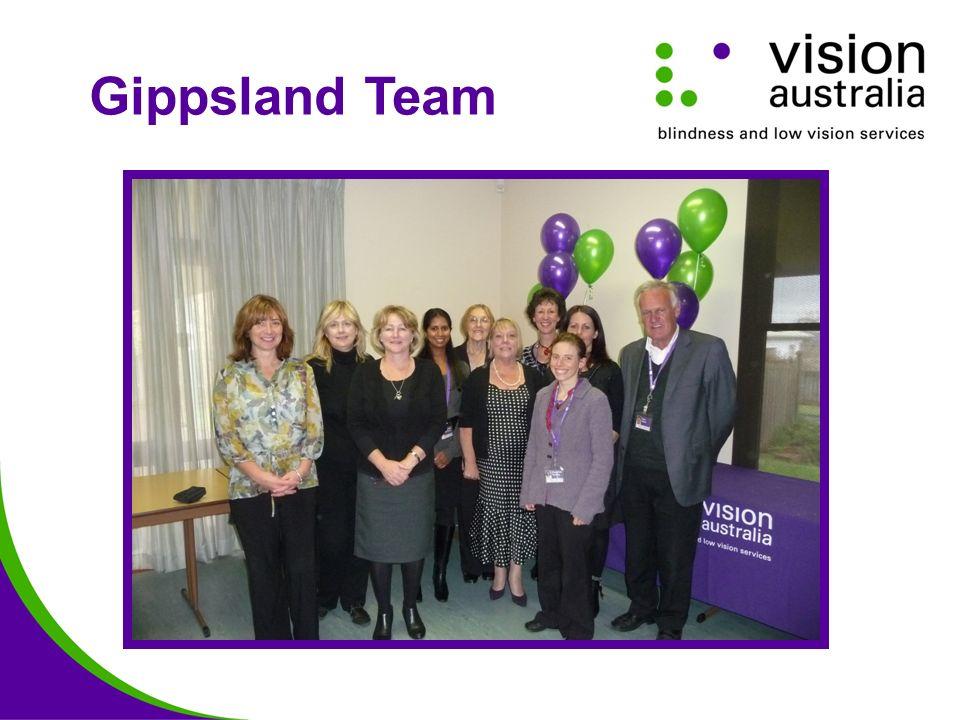 Gippsland Team