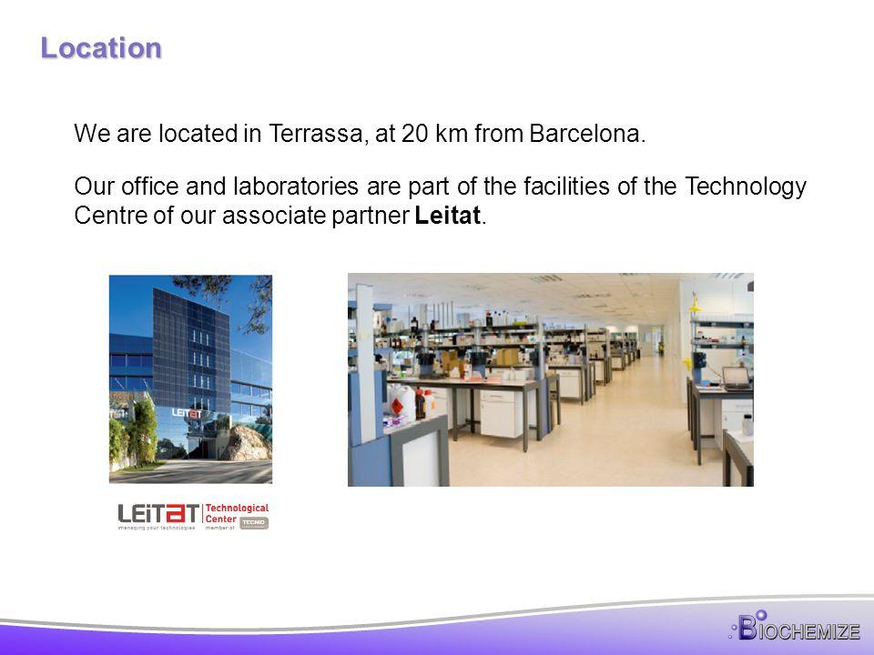 Our Technology Biochemize S.L.Biochemize S.L.