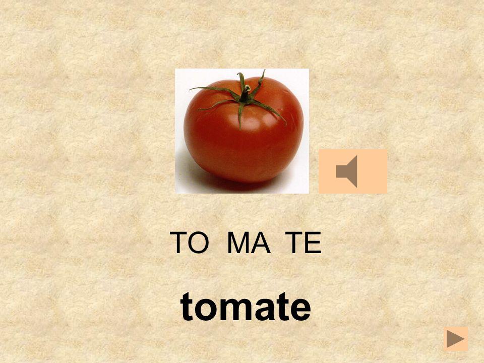 TE TONA MA TO MA __