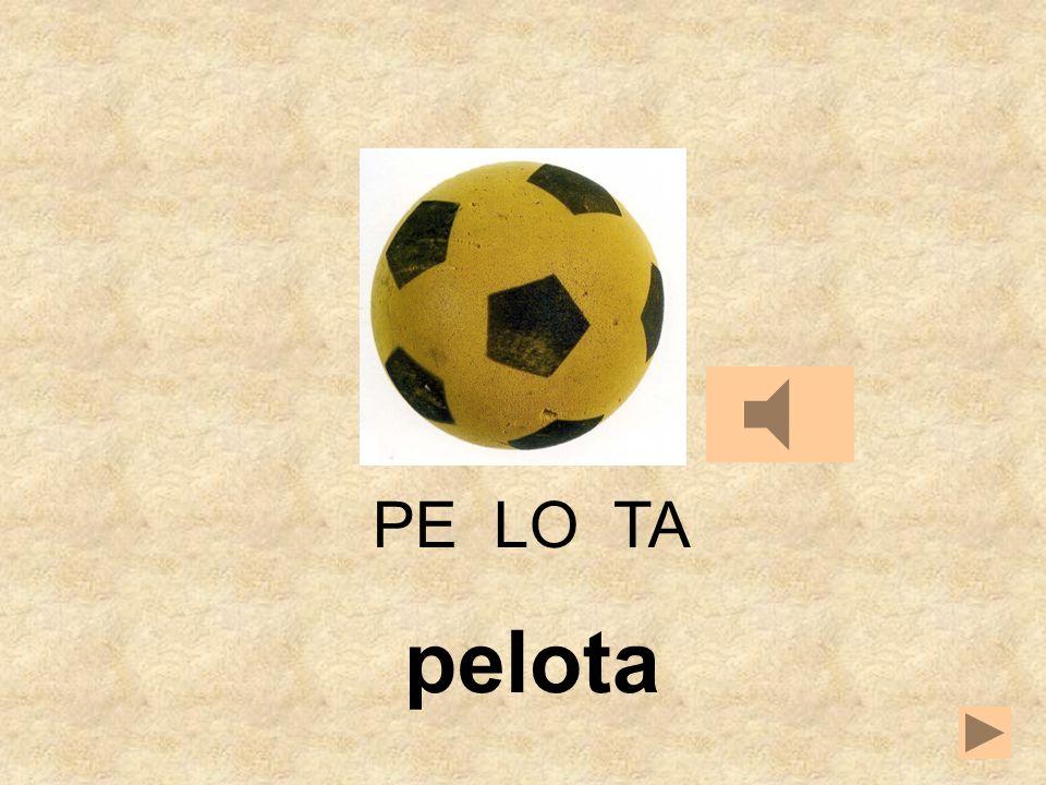 TA PETO LO PE LO __