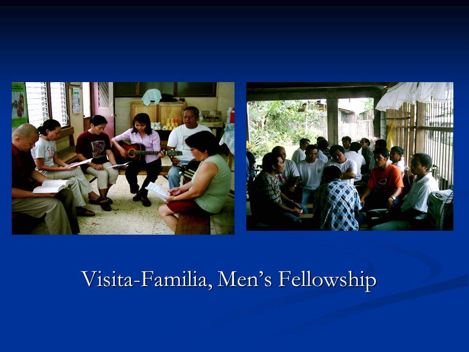 Visita-Familia, Mens Fellowship