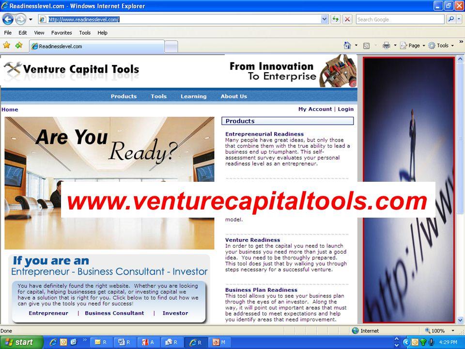 www.venturecapitaltools.com