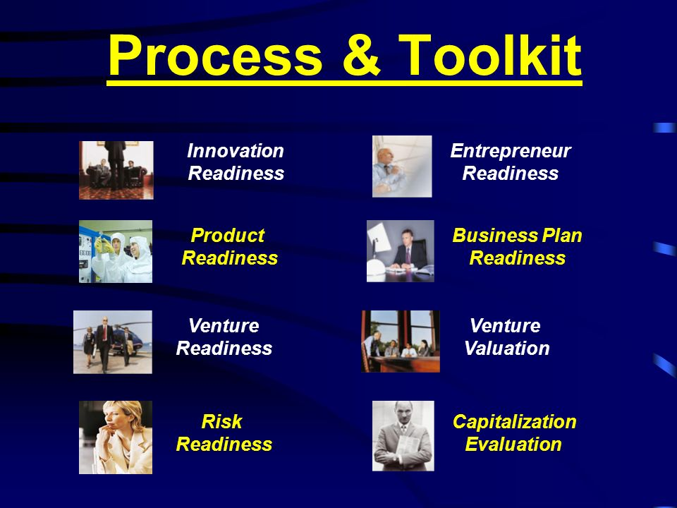 Business Plan Readiness Accelerating Commercialization