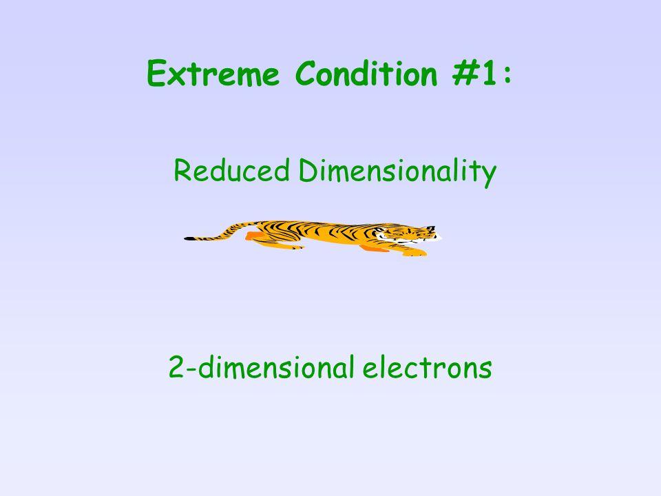 Stalking the Exciton Condensate: Exotic Behavior of Electrons Under Extreme Conditions Melinda Kellogg Jim Eisenstein Ian Spielman Loren Pfeiffer Ken