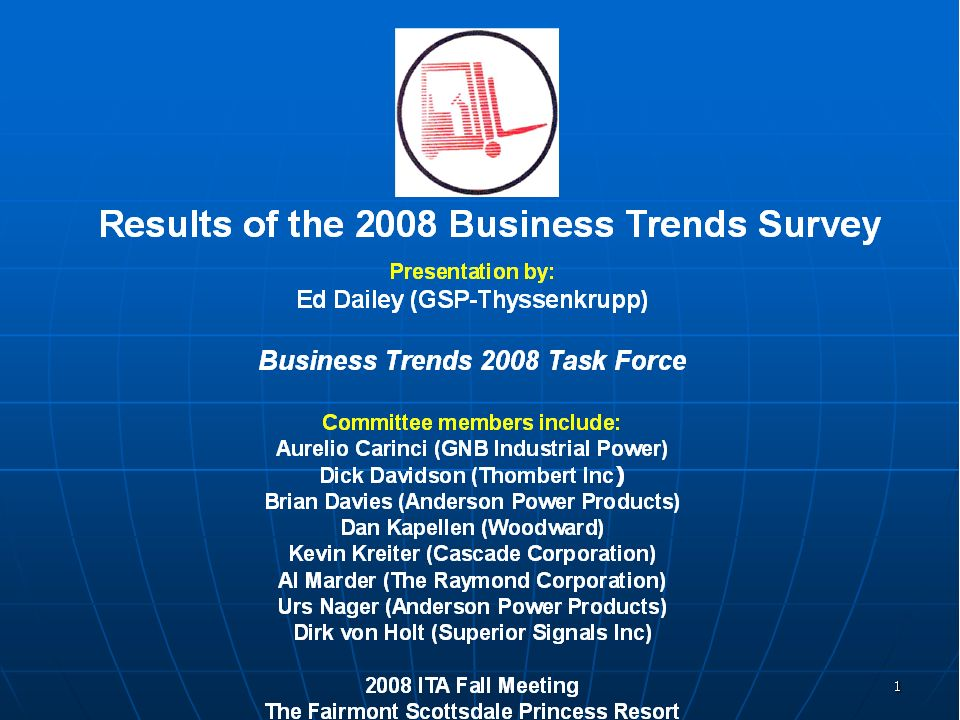 62 XLVI) Please indicate if the following individuals in your company were consulted in answering these questions (check as many as were contacted): (Survey Question 32) 2005200620072008 Chief Marketing Manager1314139 Chief Technical Officer99911 Other1314117