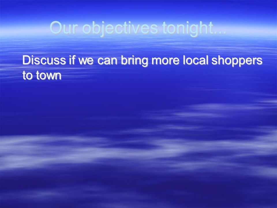 Economic Development The right kind of food store to replace Key Food could attract both visitors and residents and that could be a big winner The right kind of food store to replace Key Food could attract both visitors and residents and that could be a big winner