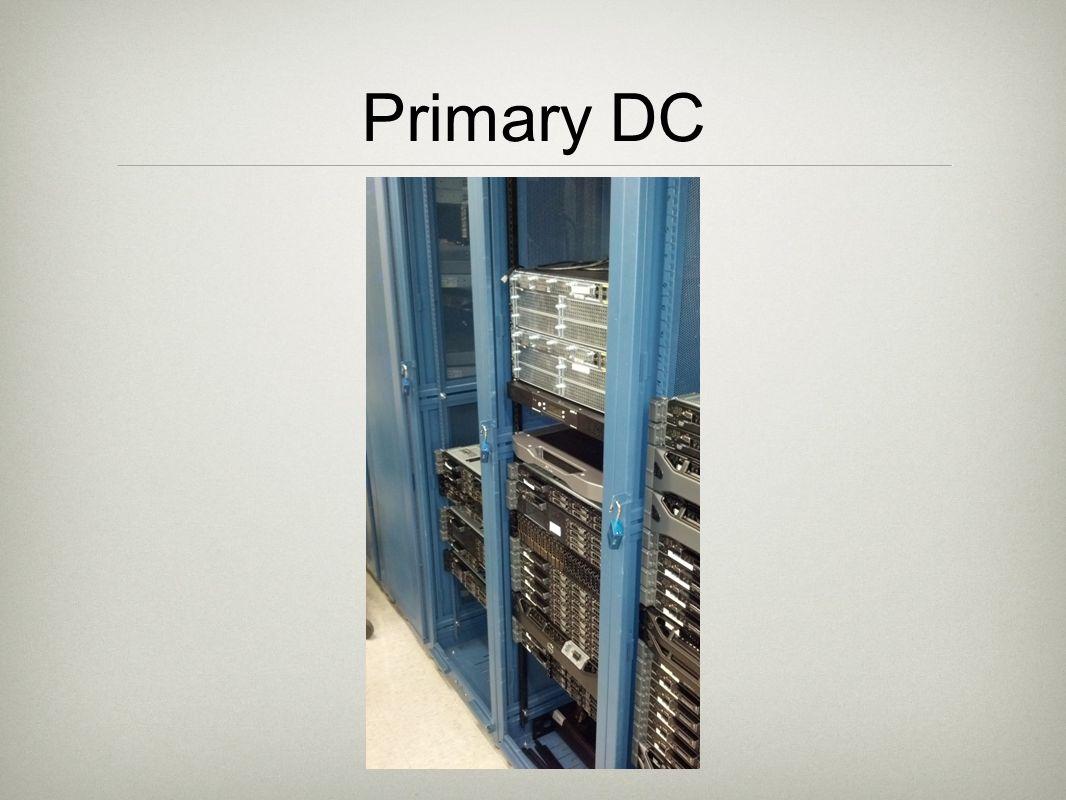 Primary DC