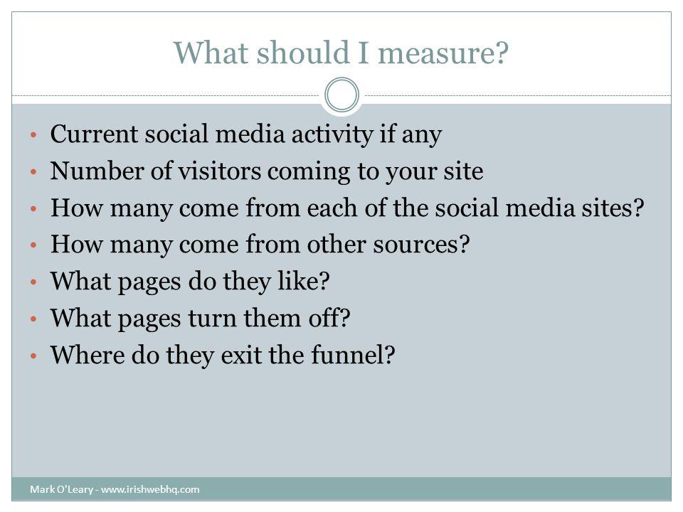 How do I Measure.