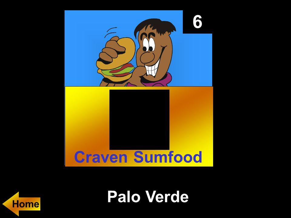 6 Palo Verde Home Craven Sumfood