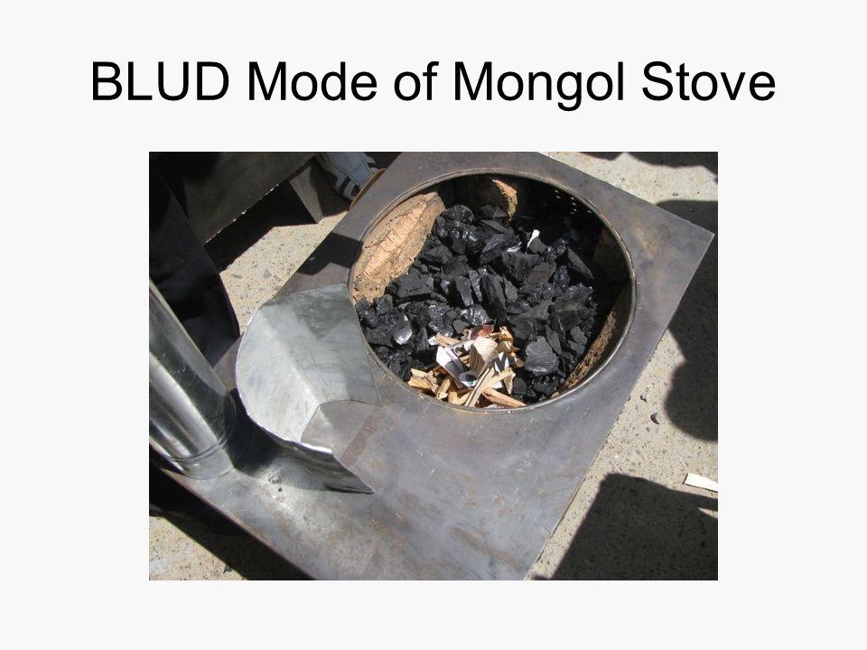 MONGOL STOVE