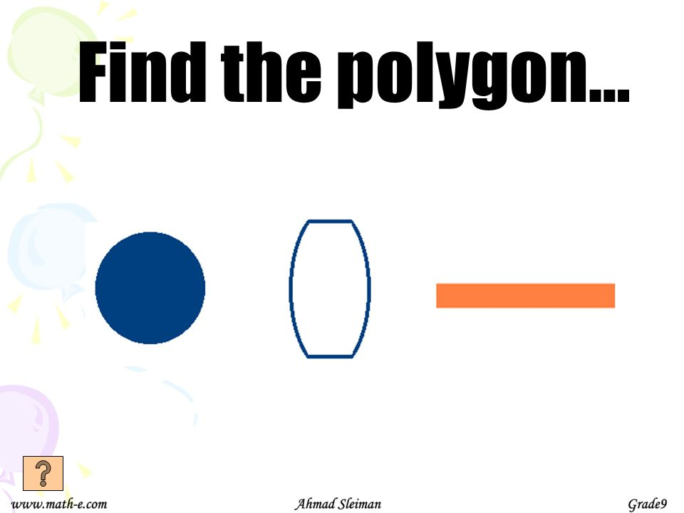 Is it possible to have a regular polygon with an exterior angle equal to 40 o .