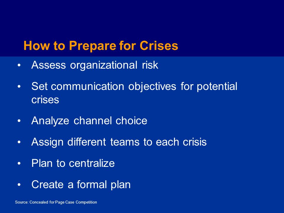 Crisis Communication Putnam Investments case problems and questions Common crisis characteristics How to prepare for a crisis Communication during a c