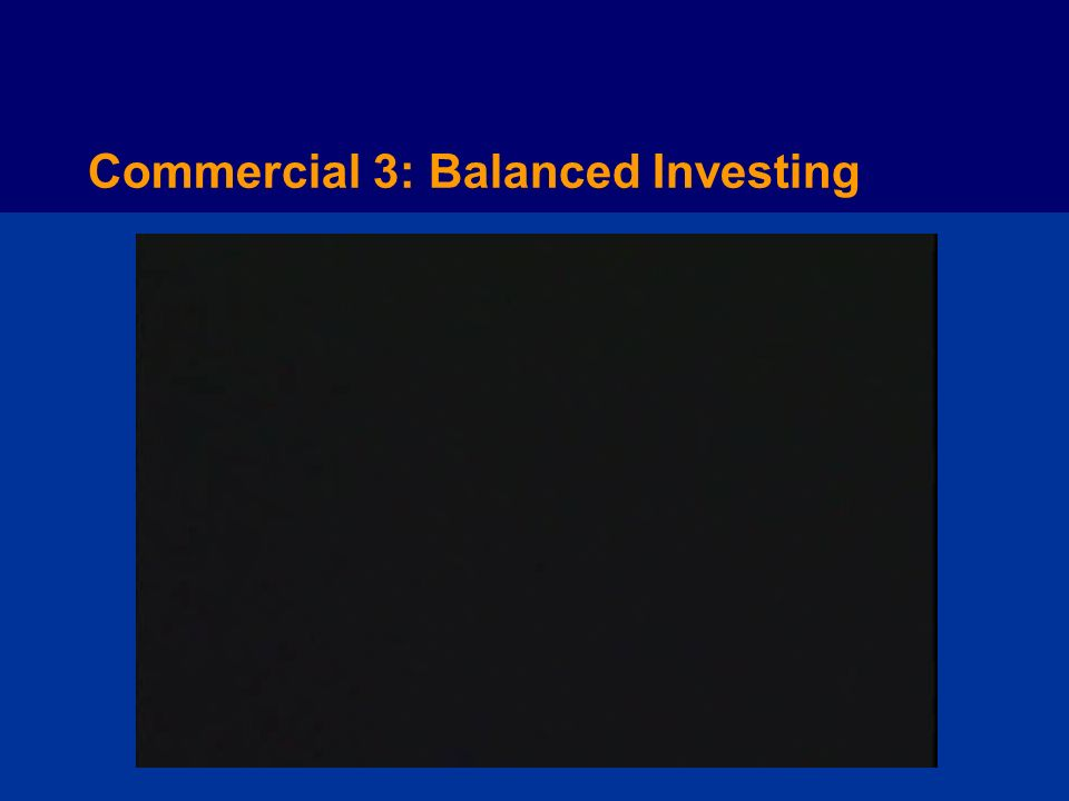 Commercial 2: Long-Term Performance