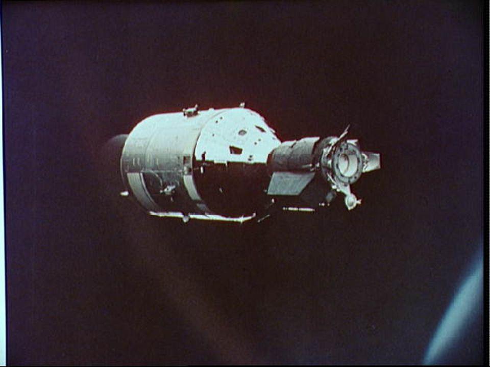 Apollo-Soyuz Apollo capsule