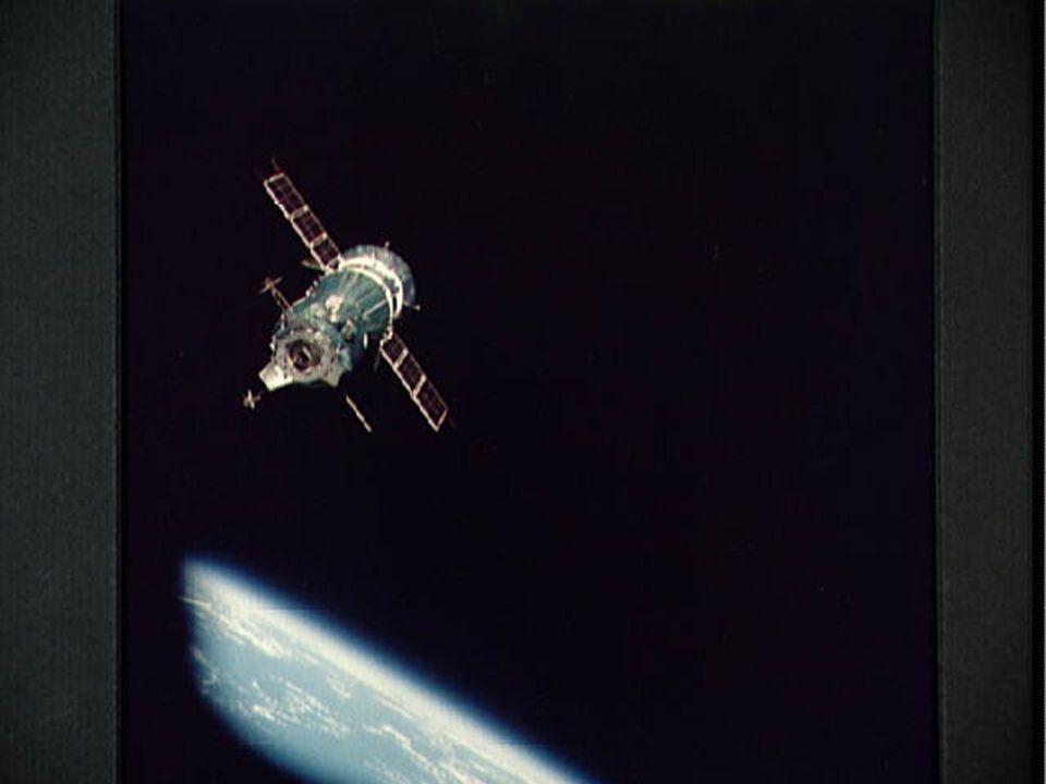 Apollo-Soyuz Soyuz capsule