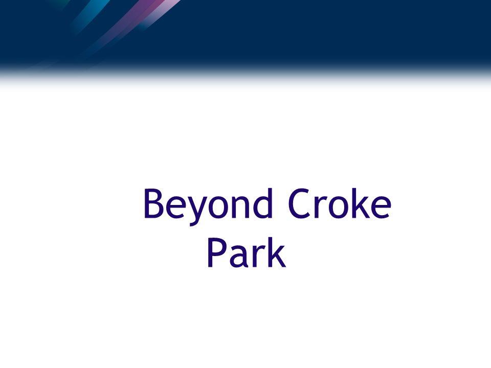 Beyond Croke Park