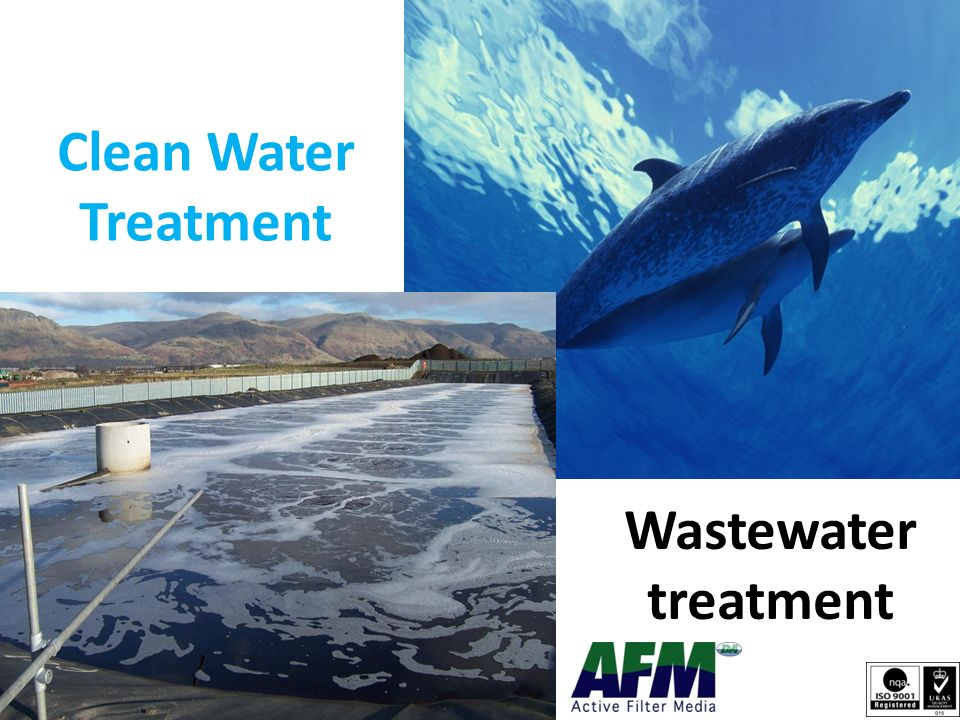Drinking water AFM is used in gravity flow system as well as pressure filters.