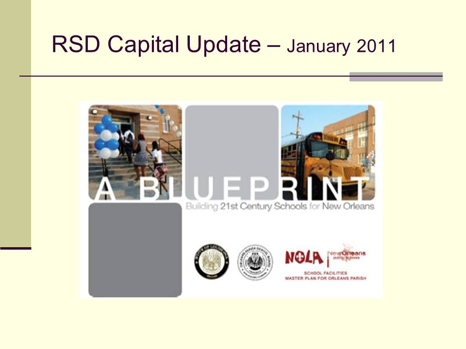RSD Capital Update – January 2011